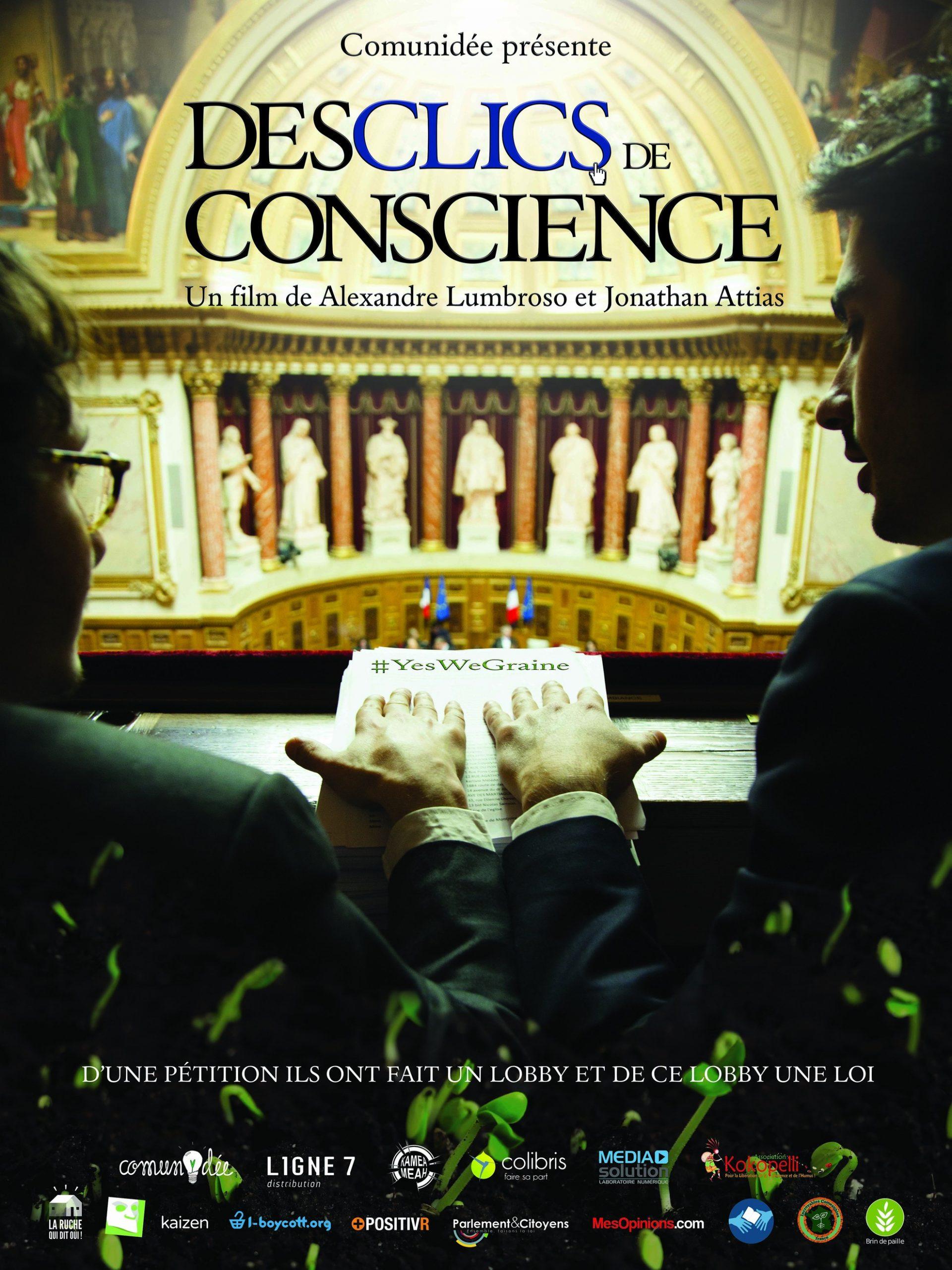 AFFICHE-du-film-DES CLICS DE CONSCIENCE